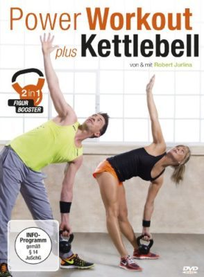 kettlebell power workout